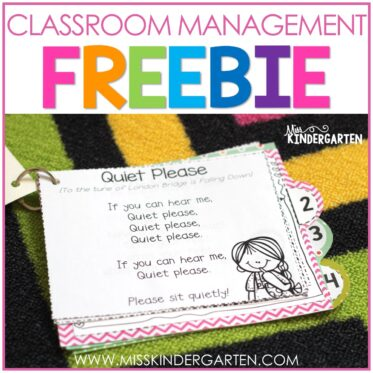 Free Classroom Management Song