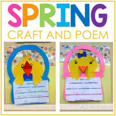 Peep Peep! Sweet Spring Craft