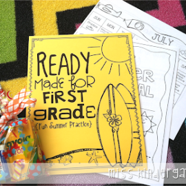Ready Made for First Grade!