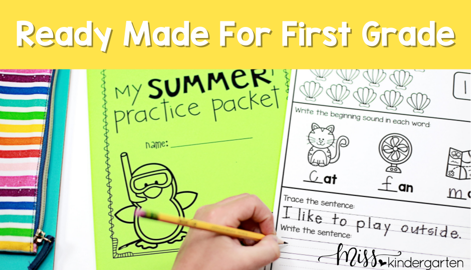 Ready Made for First Grade