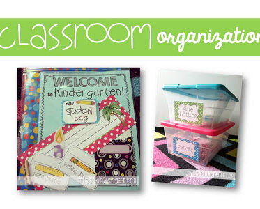 How Do You Stay Organized? {linky party}