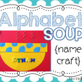 Alphabet Soup and Organizing Centers