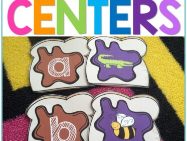 literacy center ideas