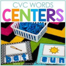 Super CVC Practice!