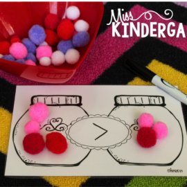 February Math and Literacy Centers {updated!}