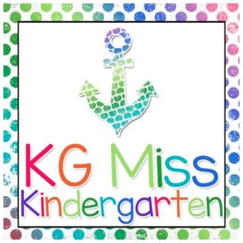 Miss Kindergarten Font!