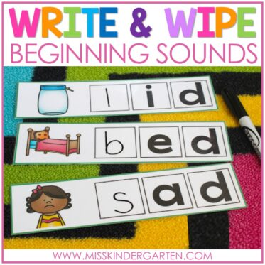 Beginning Sounds Activities Your Students Will Love