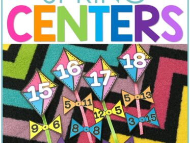 spring centers first grade