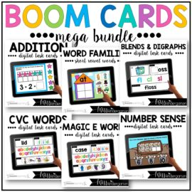 boom cards mega bundle
