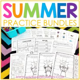Stop the Summer Slide with These Fun Ideas