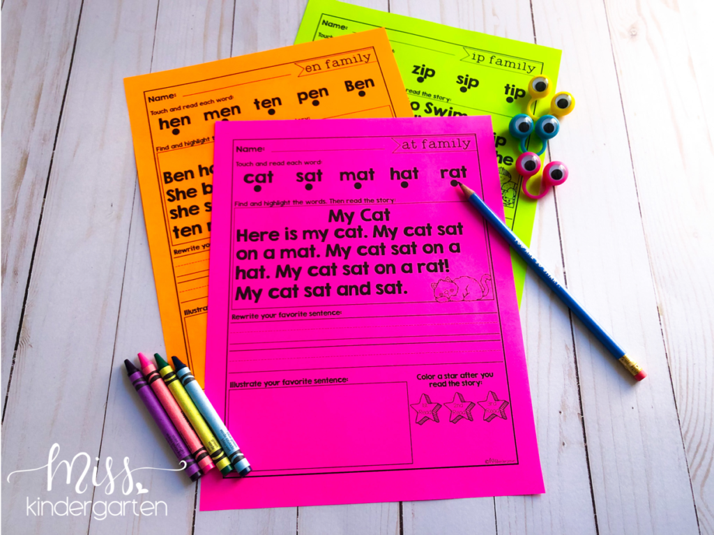 reading fluency passages for guided reading