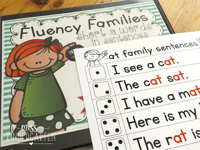 short a fluency families