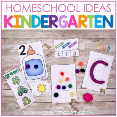 Busy Boxes for your Homeschool