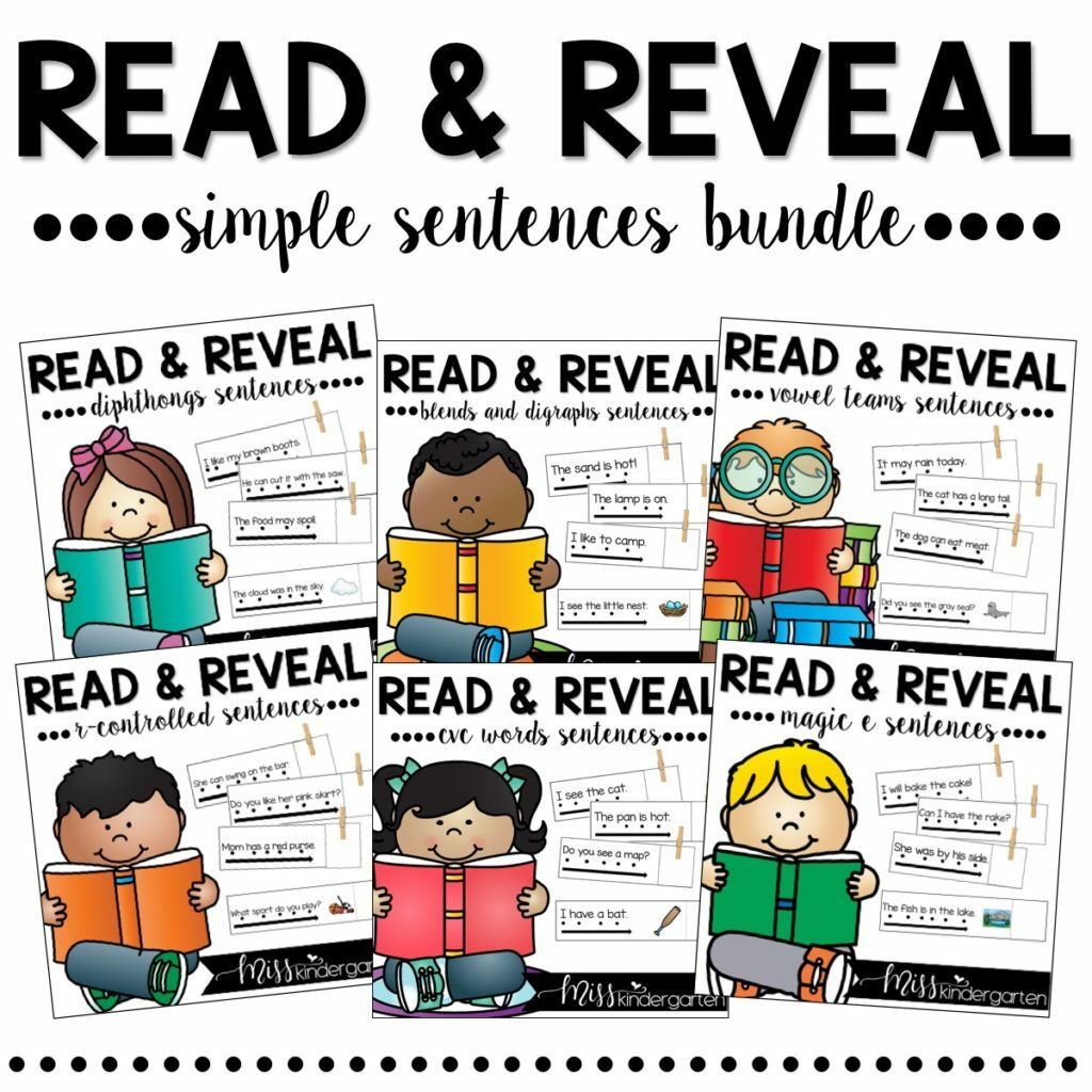 read and reveal bundle