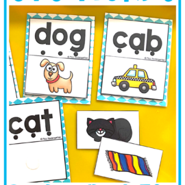 Teach Your Students How to Read CVC Words