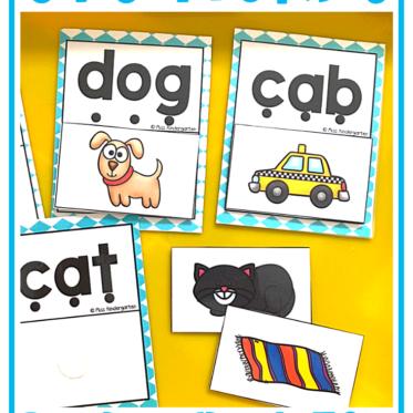 Teach Your Students How to Read CVC Words
