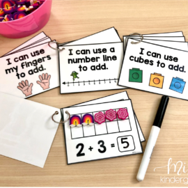 3 Fun Ways to Teach Addition in Kindergarten