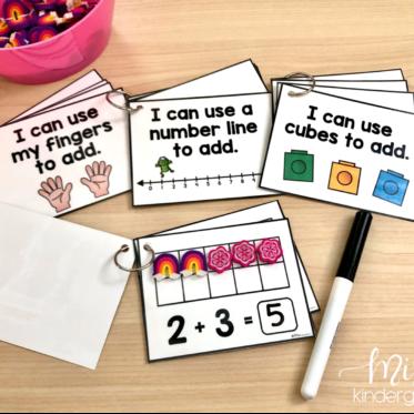 3 Fun Ways to Teach Addition in Kindergarten