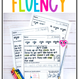 Encourage and Support Fluency With Targeted Short Vowel Blends