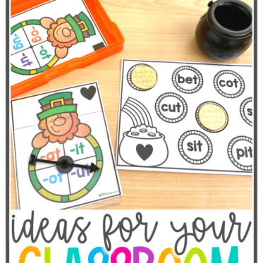 3 Exciting St. Patrick's Day Ideas for Your Classroom