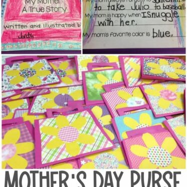 Simple Mother's Day Purse Craft Moms Will Adore!