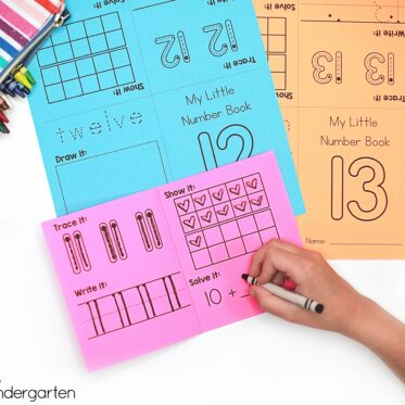 Easy to Prep Number Activities