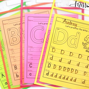 Engaging Alphabet Activities Your Students Will Love