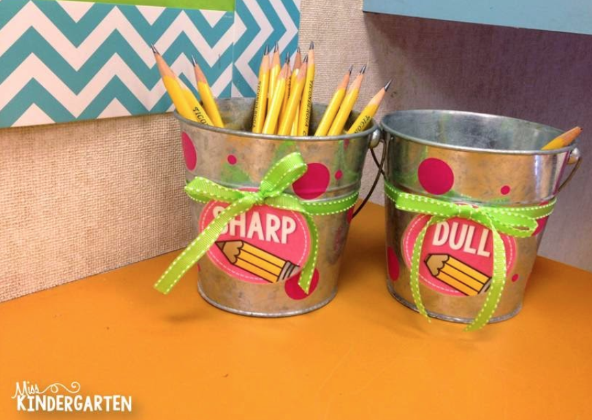 how students will get sharp pencils and other supplies is an important classroom procedure