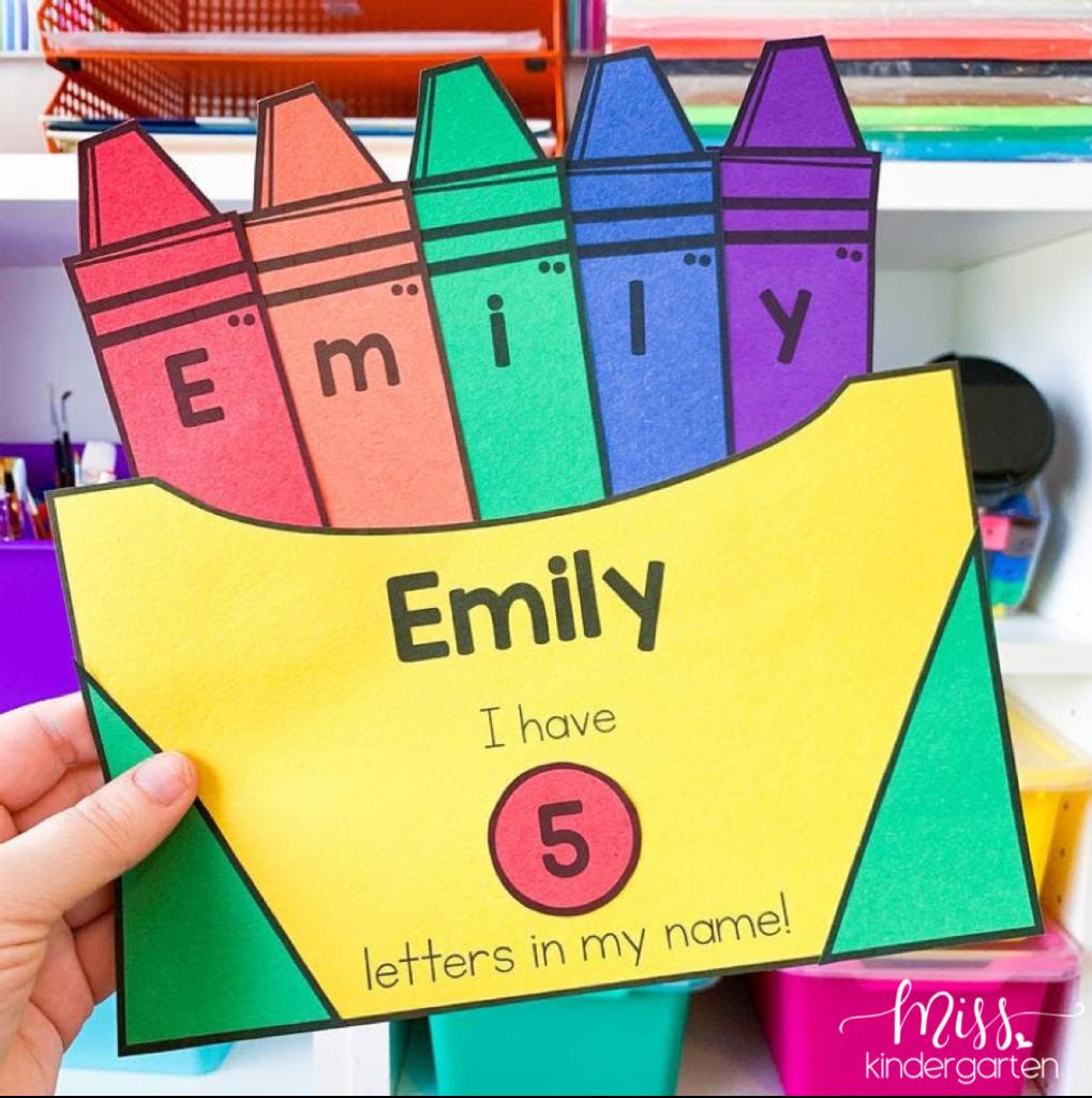 4 things you need to begin teaching kindergarten