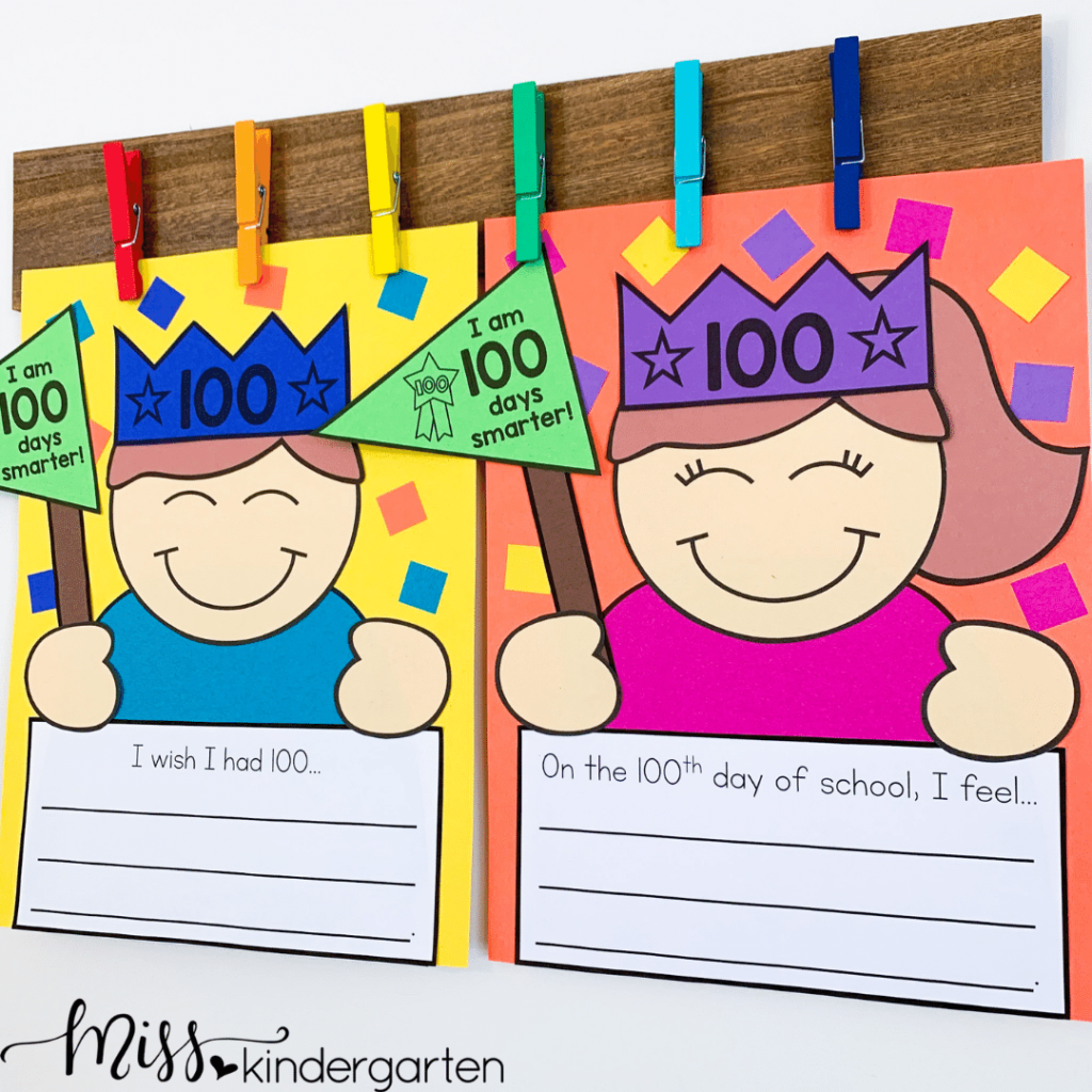 adding a writing prompt with a craft is an easy way to connect academic skills and concepts