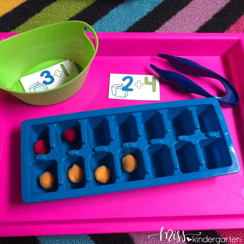 Learn how I manage my morning tubs and grab a few math ideas for morning tubs as well.