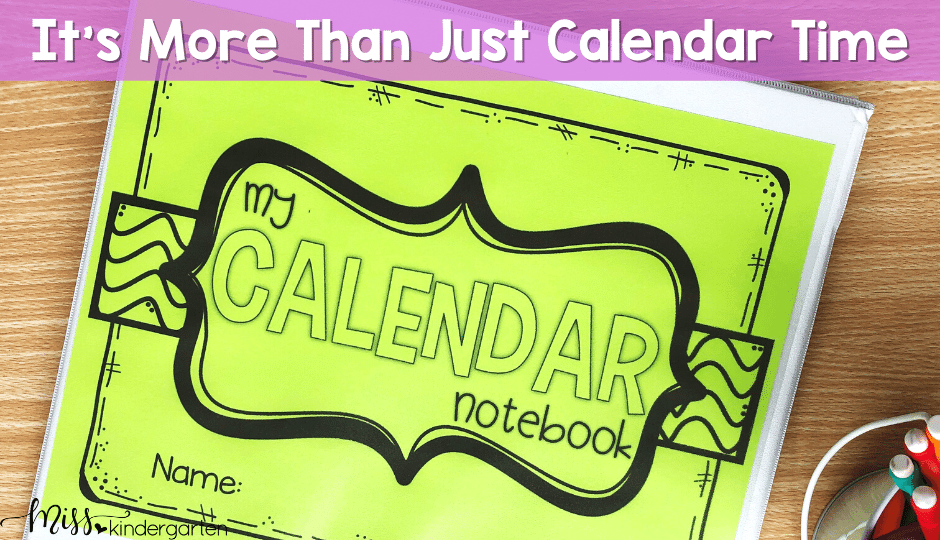 Calendar time is a great time for important skills review for math, science and langauge arts.