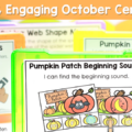 Fun and Engaging October Centers
