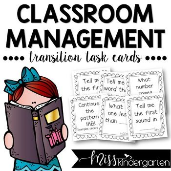 Transition can be tough and overwhelming for young students, especially since it happens so frequently each day. An important part of classroom management is making easy transitions and these amazing cards help with that! Make transition time a breeze with over 48 different transition cards.