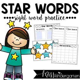 Free Sight Words Practice