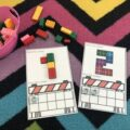 Centers with supplies that can be easily stored in a small bucket, bin or box are perfect for the first day of centers. These allow you to quickly and easily rotate the centers.