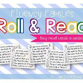 Long Vowel Fluency Sentences