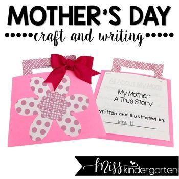Mother's Day Craft   Mothers Day Purse Google Slides™ Compatible