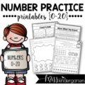 Alphabet Sounds and Alphabet Letters Practice Year Long Bundle