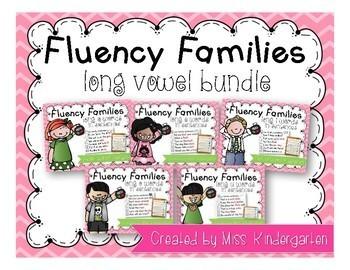 long vowel fluency