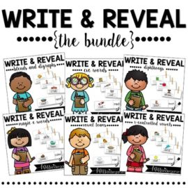 Write and Reveal Bundle