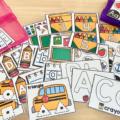 Kindergarten Summer Review: Ready Made for First Grade!