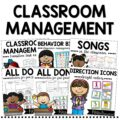 Kick off the year with classroom management tips that will help you ease into a wonderful new year. This bundle is packed with everything you need to manage your classroom with ease