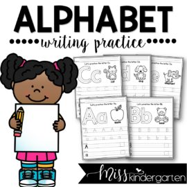 Alphabet Tracing Worksheets Alphabet Practice