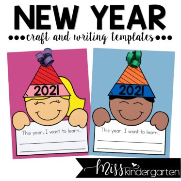 New Year Craft and Writing (2021)