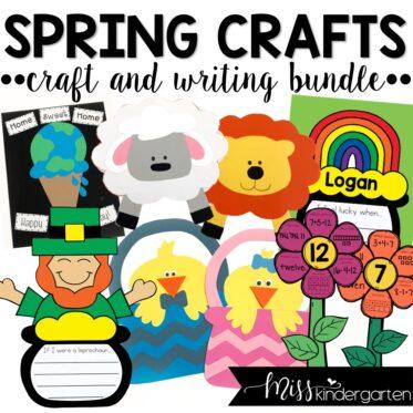 Spring Crafts Bundle