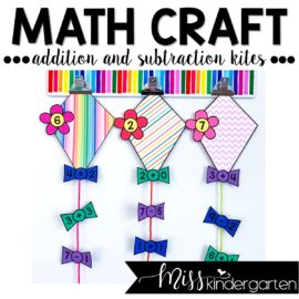Math Craft Kite