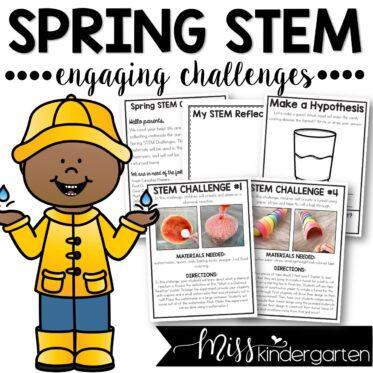 STEM Spring Challenges