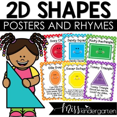 Shape Poems – FREE Download