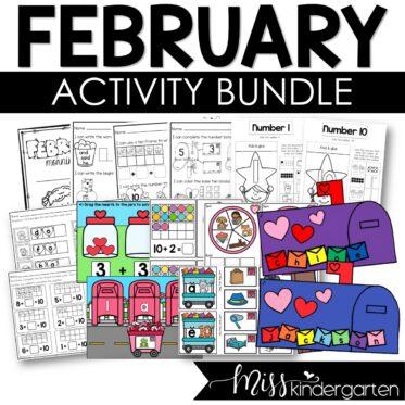 February Activity Bundle